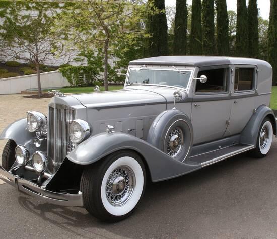 1933 Packard Limousine