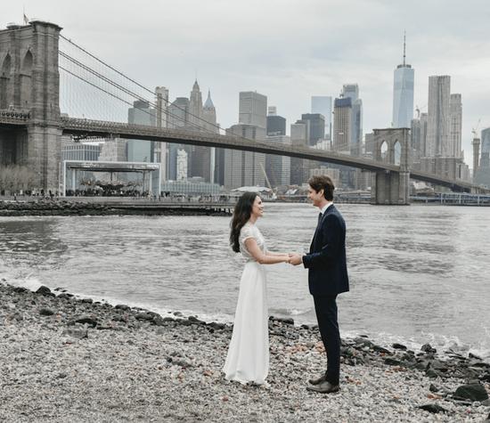 Matrimonio a Dumbo, Brooklyn