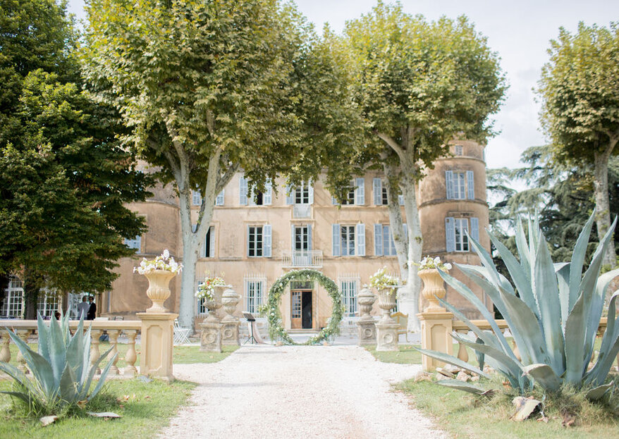 My Wedding in Provence: Design Your Fairytale Wedding In The South of France