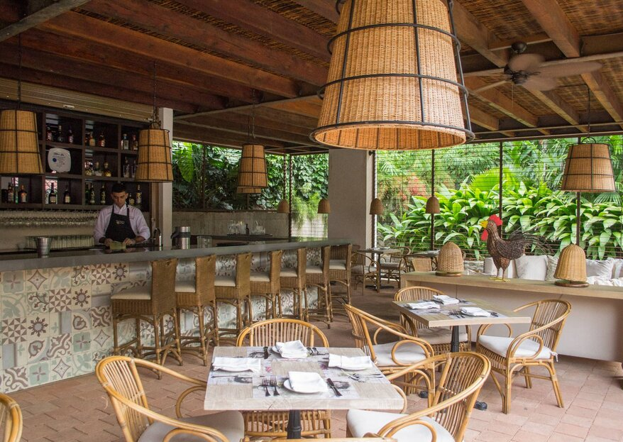 Hacienda del Bosque: A Destination Wedding in the Enchanting Colombian Forest
