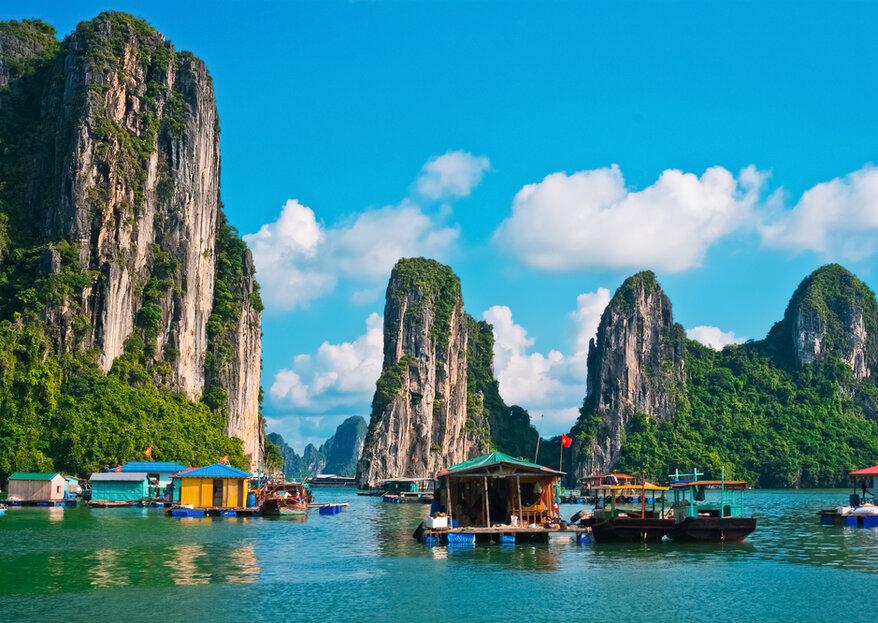 Vietnam: A Culture, Landscape and Cuisine To Awaken Your Senses On Your Honeymoon