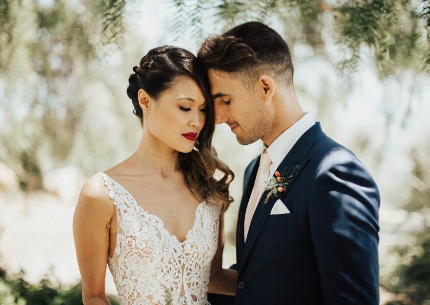 Victoria and Jason's Dreamy Malibu Wedding