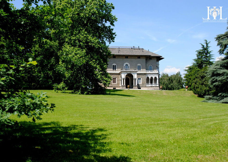 Villa del Bono: Your Dream Wedding At This Lovely Northern Italian Villa