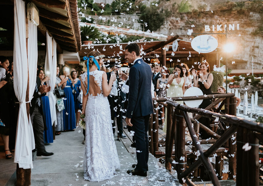 Med in Style: your secret weapon for a truly Italian wedding!