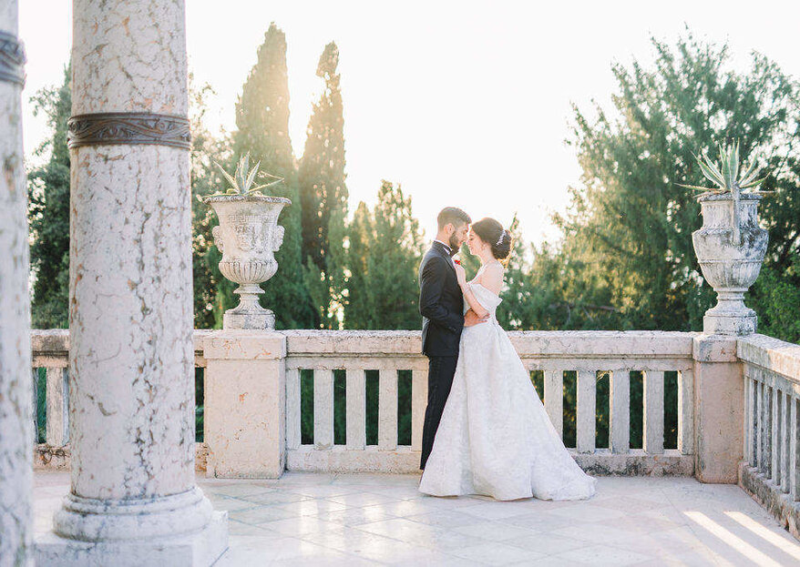 Villa Cortine Palace: getting married in Sirmione, a picture perfect setting