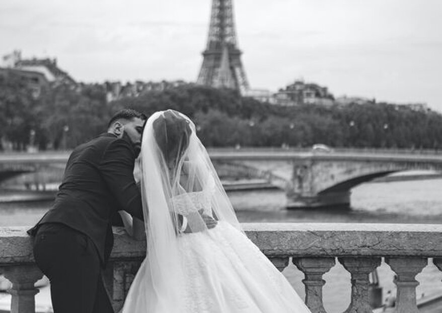 Looking for a Dream Paris Wedding? Discover how these planners will make your dreams come true!
