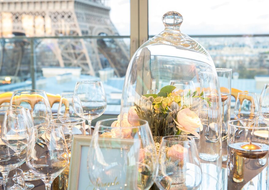 A Romantic Setting For A Wedding In The Middle Of Paris? Pullman Paris Eiffel Tower Hotel Is The One For You