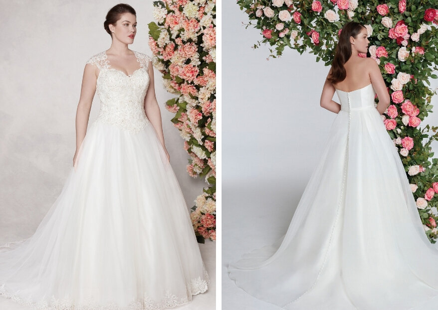 Sincerity Bridal and Sweetheart Gowns Collections: gorgeous gowns to suit all shapes and sizes