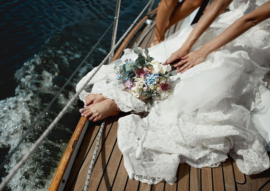 The 2020 Hot List: Destination Wedding Planners in Italy
