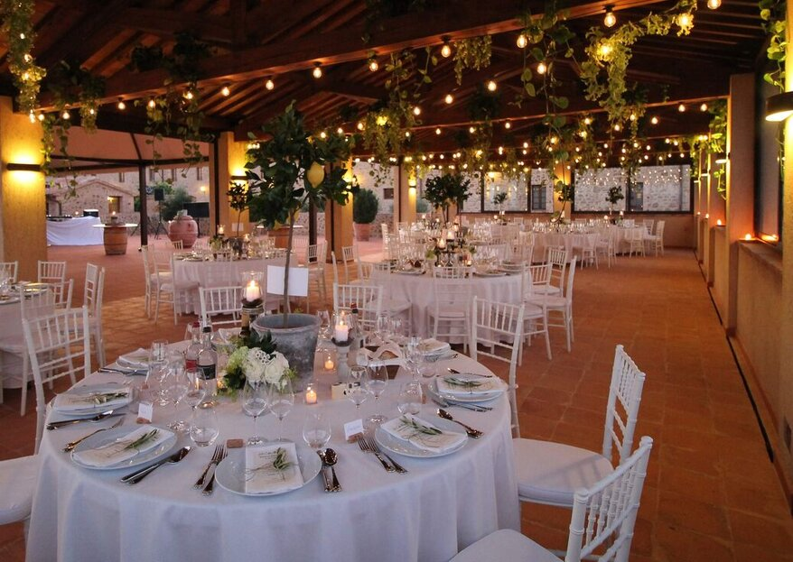Getting Married In ColleMassari: Celebrate Your Wedding In The Heart Of Tuscany