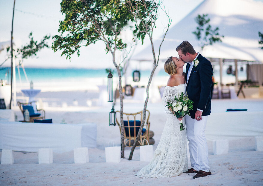The Top 8 Destination Wedding Locations For American Couples