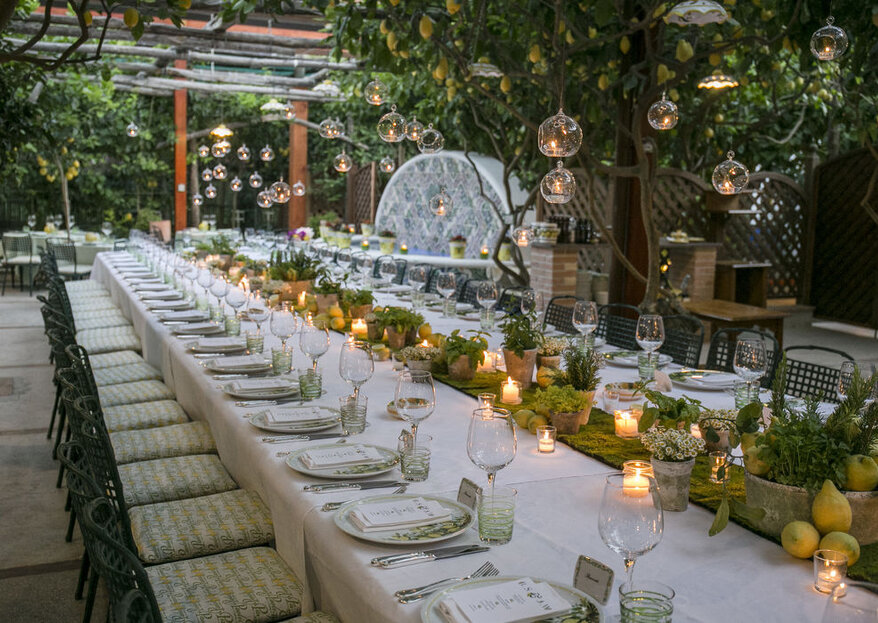 Organize a Bespoke Wedding in Southern Italy With Expert Service: Med In Style