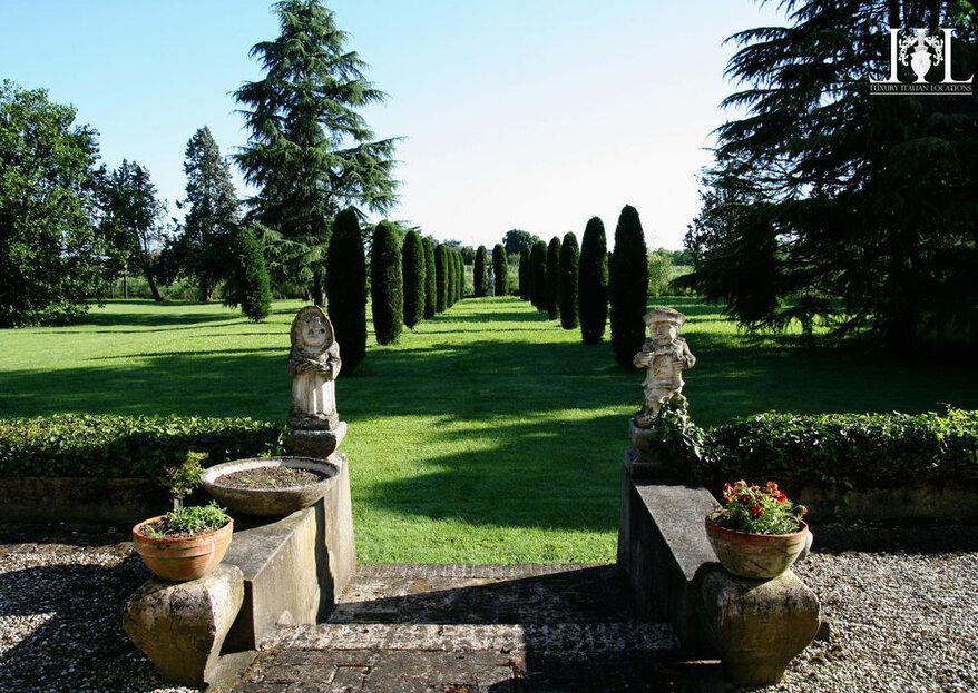 Discover The Luxury Of Italy In This Beautiful Venetian Villa: Villa Troubetskoy