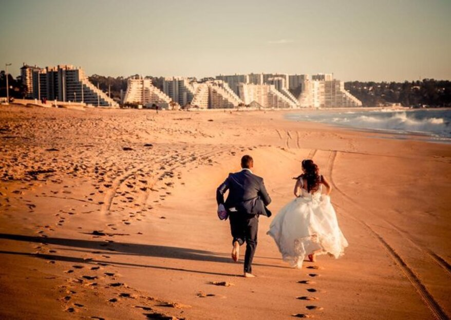 How to Organize the Perfect Beach Wedding