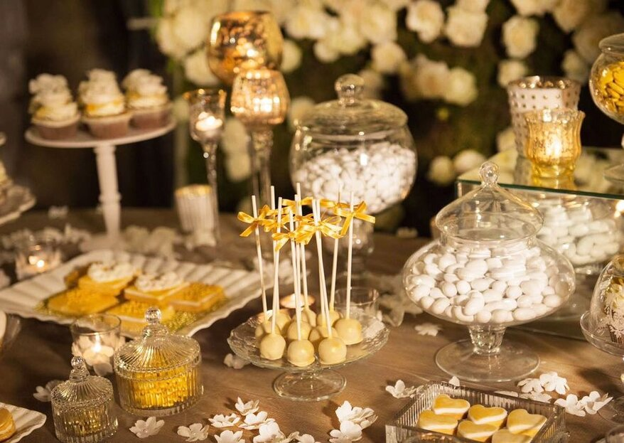 The Sweetest of Traditions For Your Wedding With The Crispo Confetti