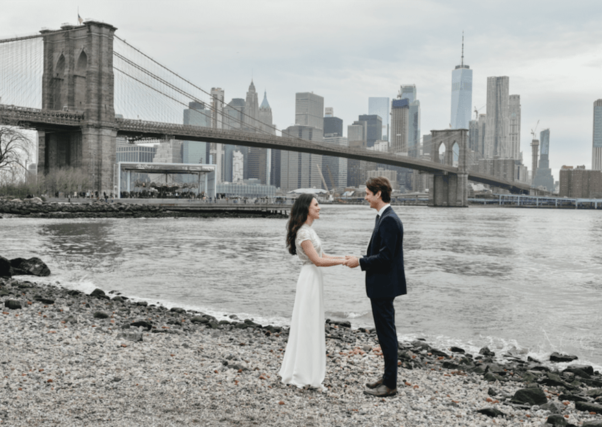 Getting married in New York as an Italian couple: Oggi Sposi a New York will help you organize your special day!