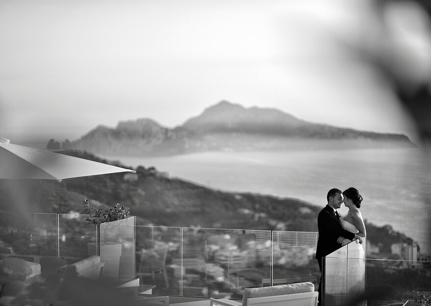 """""""Let's Dance On Top Of The World"""": The Wedding of Daniele And Federica"""