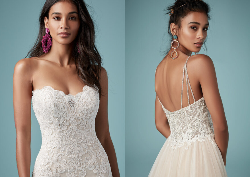 Maggie Sottero Fall 2019: Classic Romance to suit your figure