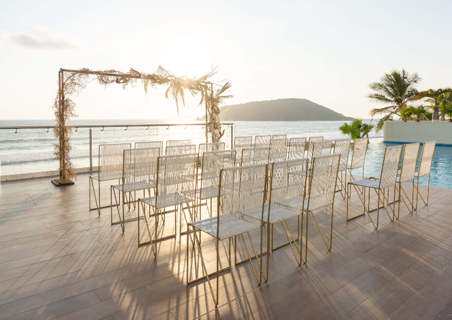 DoubleTree by Hilton Mazatlán: an unbeatable experience for your wedding by the sea