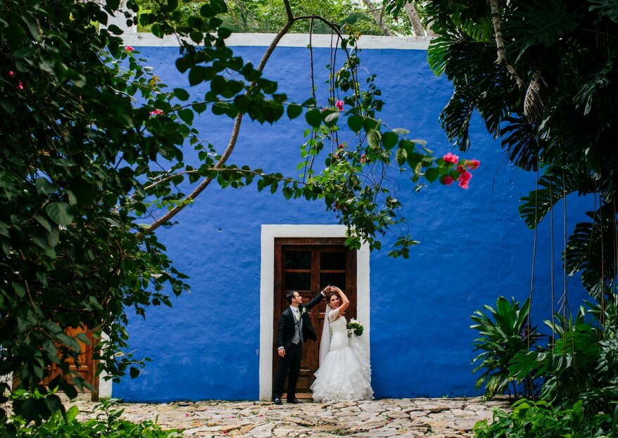 How To Make The Most Of Your Destination Wedding in Mexico