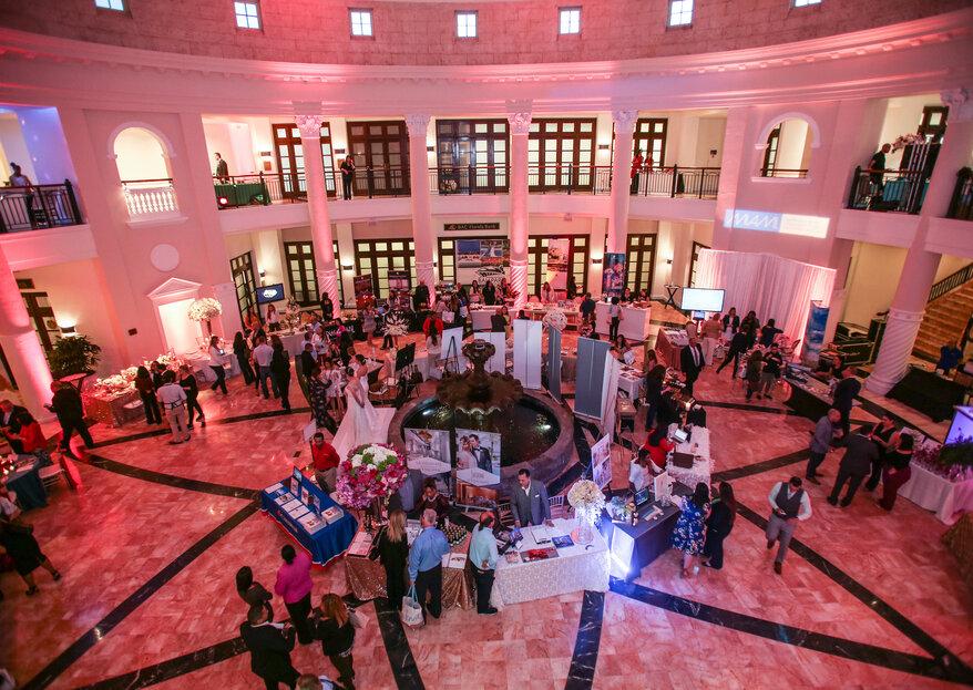 Miami Wedding Showcase: A Must For 2018 Brides