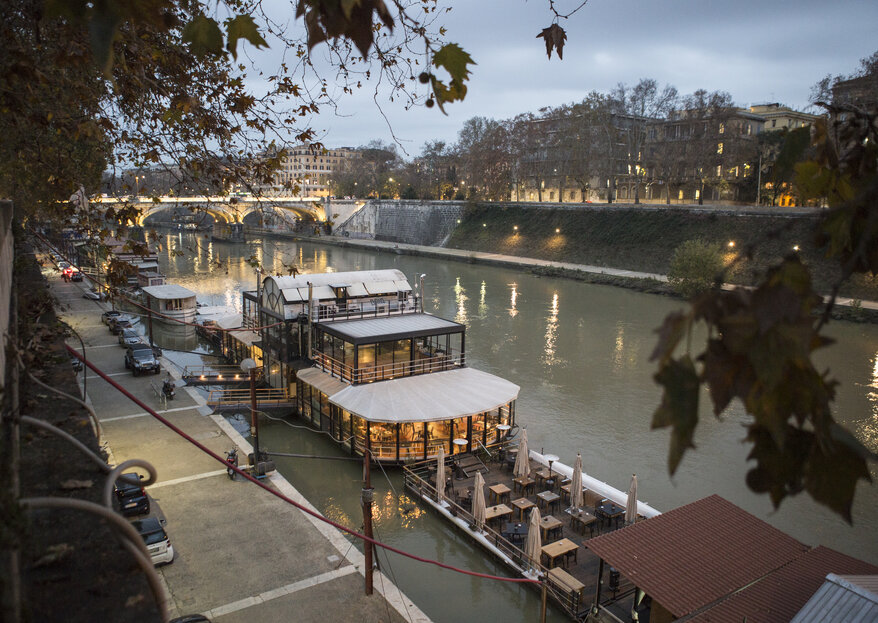The River Experience: Fancy a destination wedding in the heart of Rome?