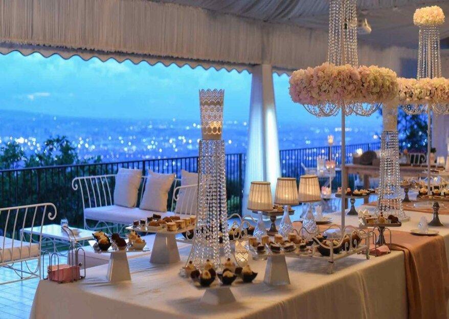 An enchanting venue that will take your breath away: Villa Andrea di Isernia