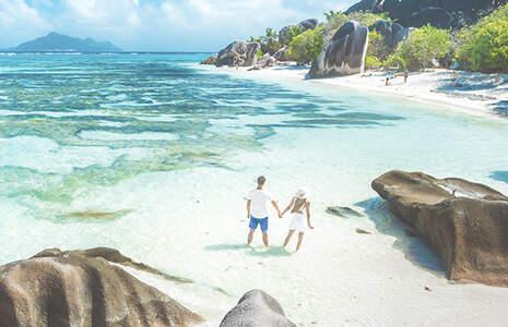 Get married in Seychelles