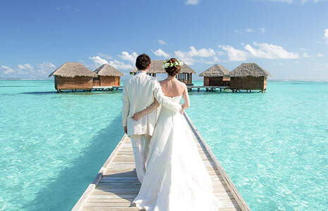 Get married in Maldives