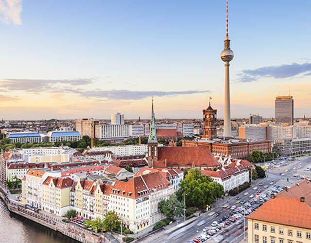 Providers in Berlin