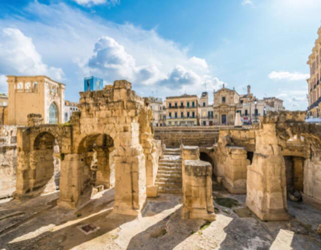 Providers in Lecce