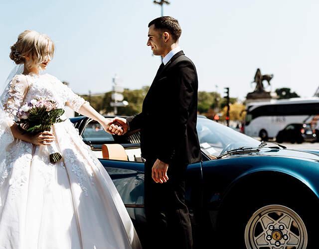 Wedding Transportation in United States