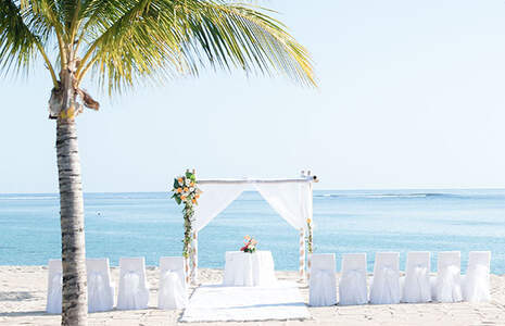Get married in Mauritius