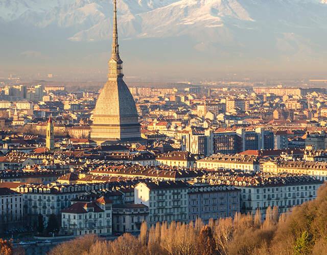 Providers in Torino