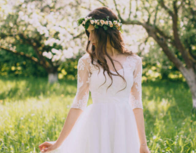 Wedding Dresses in New Jersey