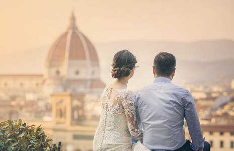 Get married in Italy