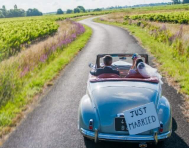 Wedding Transportation in California